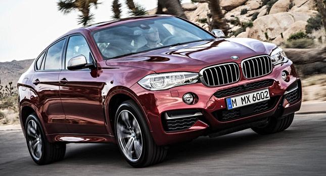 Favourites: BMW X6